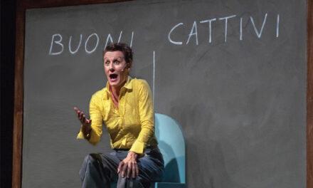 """A Milano in scena """"Infanzia felice – Una fiaba per adulti"""""""