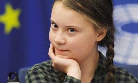 Greta Thunberg, la bambina Cristallo che lotta per il futuro