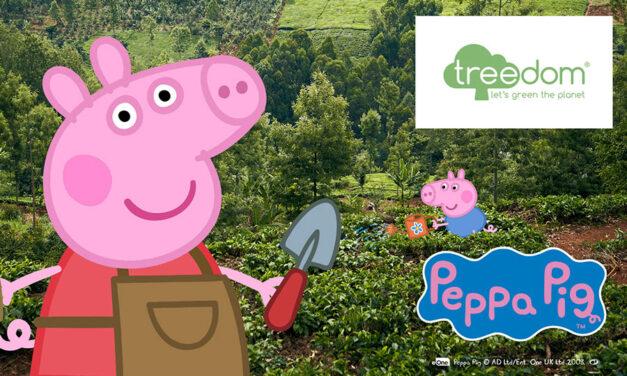Nasce la Peppa Pig Forest