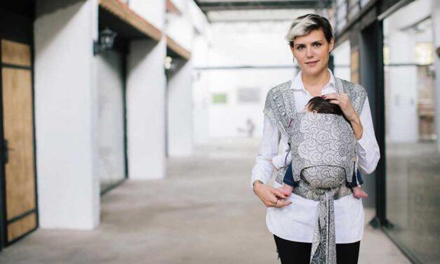Babywearing:  torna il salone dedicato al bambino e all'arte del portare in fascia