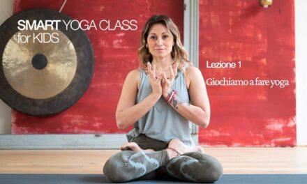 Lezioni di yoga gratuite per bambini in streaming