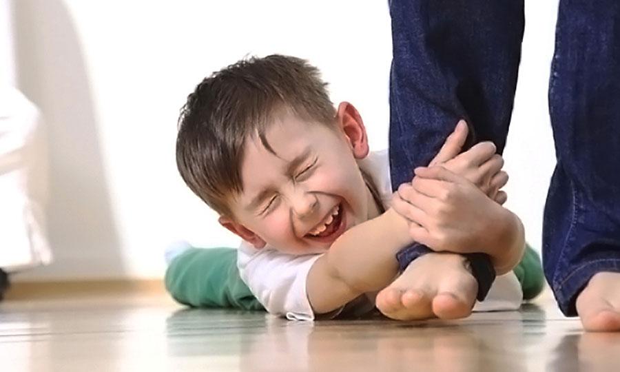 Il bambino capriccioso