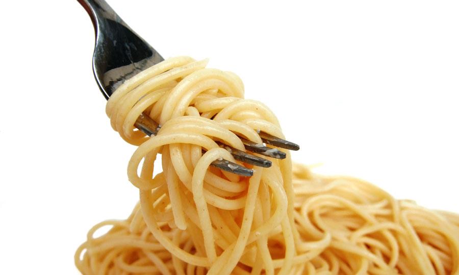 alimentazione gravidanza spaghetti