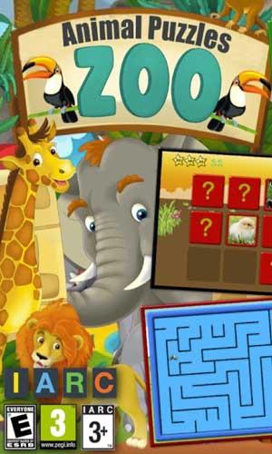 app animal puzzle zoo