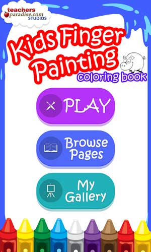 app kids painting coloring