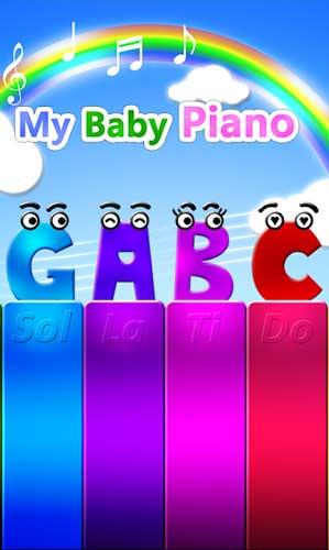 app my baby piano
