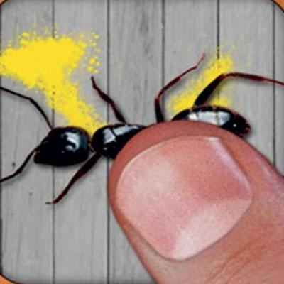 Schiaccia le formiche