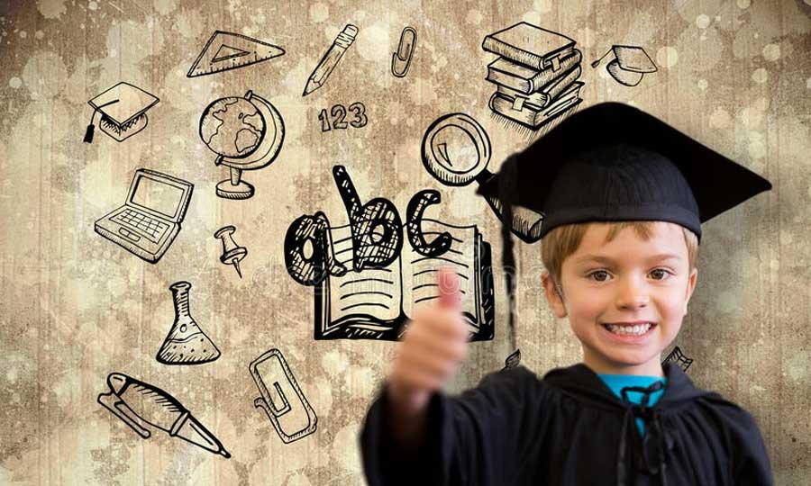L'apprendimento precoce dei nostri bambini