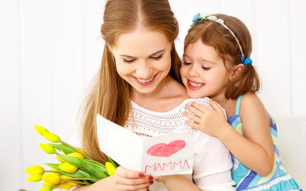 Filastrocche e poesie per la mamma