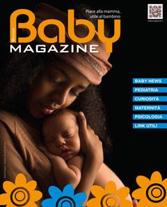 baby magazine 42 copertina