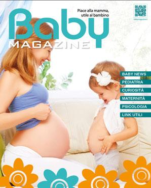 baby magazine 43 copertina