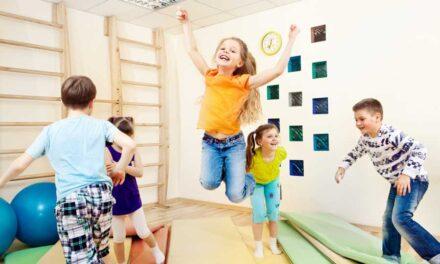 Sport e sviluppo motorio nel bambino