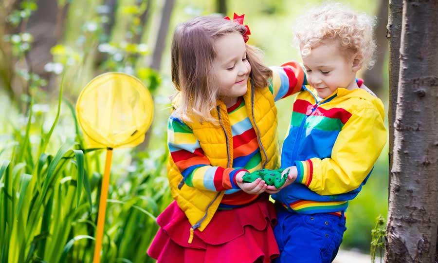 Indaco, Cristallo, Arcobaleno: i bambini del cambiamento