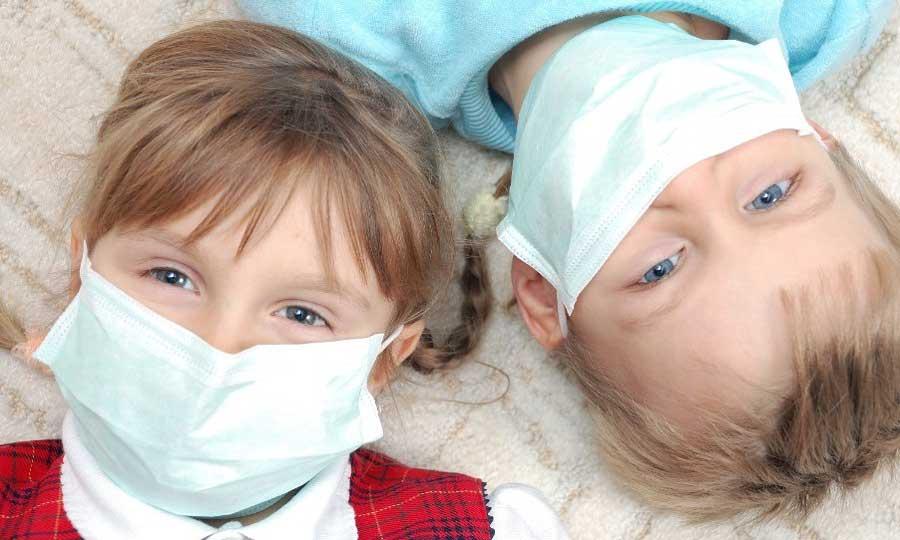 Come usare le mascherine nei bambini