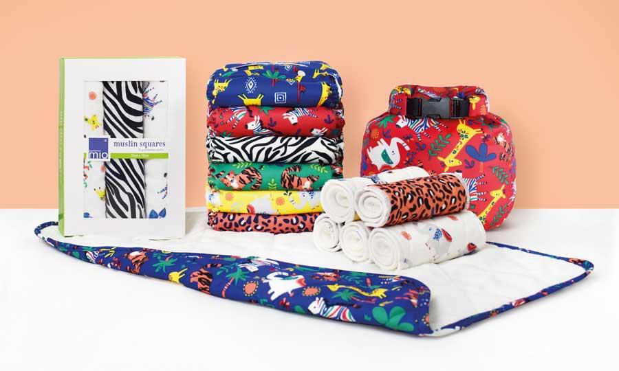 """Bambino Mio lancia la nuova collezione """"Safari Party"""""""