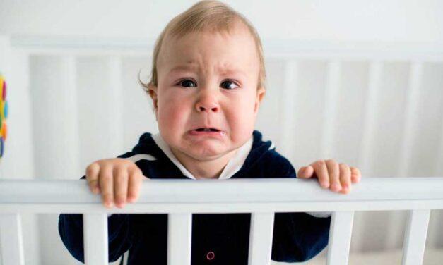 Perchè i bambini piangono?