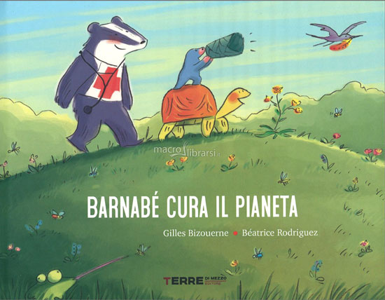 Barnabé cura il pianeta