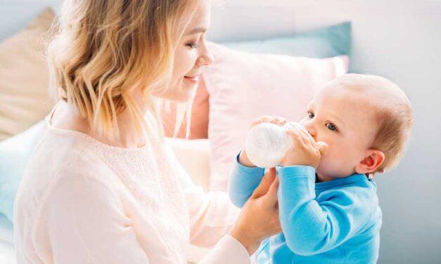 Biberon per neonati