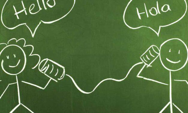 I vantaggi del bilinguismo