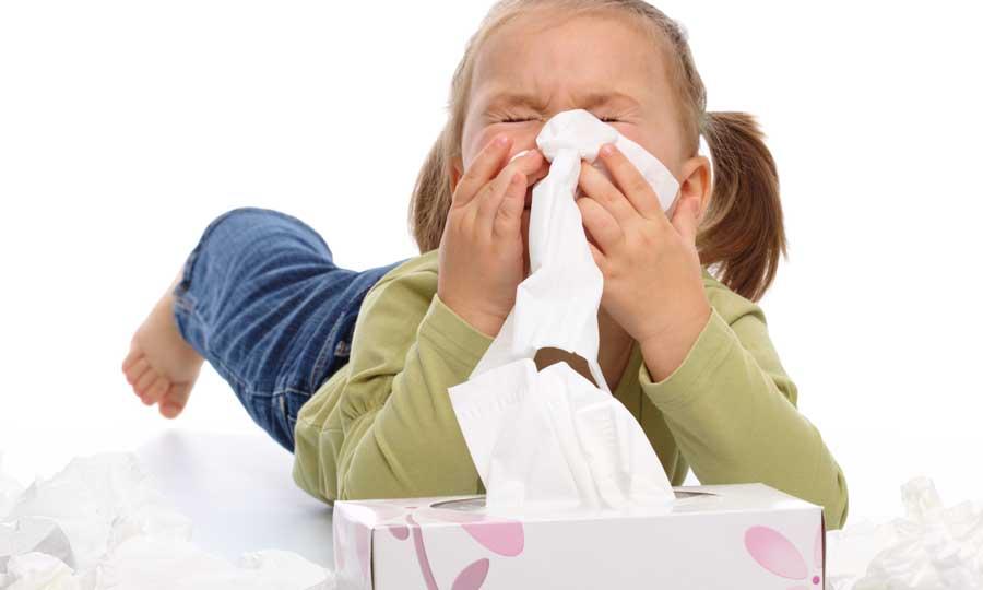 Asma e allergie tra i bambini