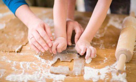 #bimbieforchette: una ricetta al giorno da fare con i bambini