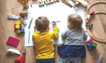Coronavirus: il decalogo sipps con idee gioco per bambini