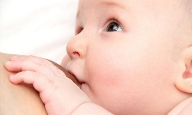 10 regole per allattare al seno