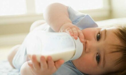Latte in bocca