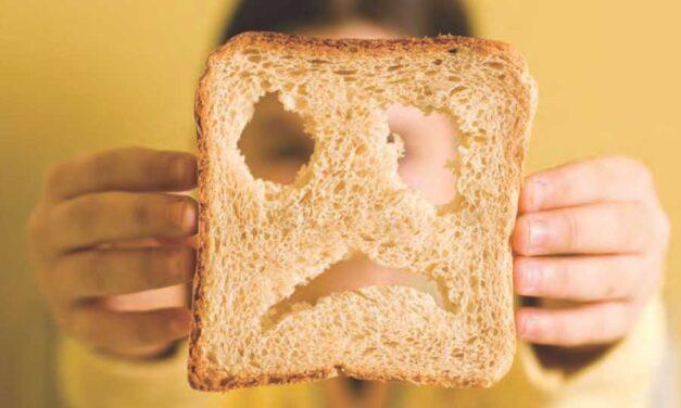 Dieta priva di glutine per tutta la vita