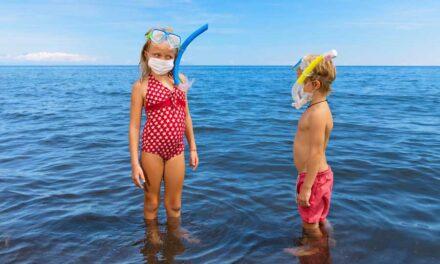 Bimbi e covid: come comportarsi in vacanza