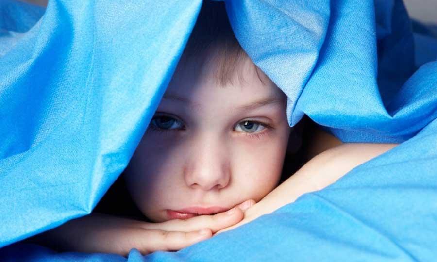 Il bambino troppo timido