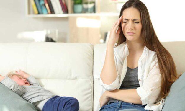 La fatica di essere genitore: depressione post partum in mamme e papà