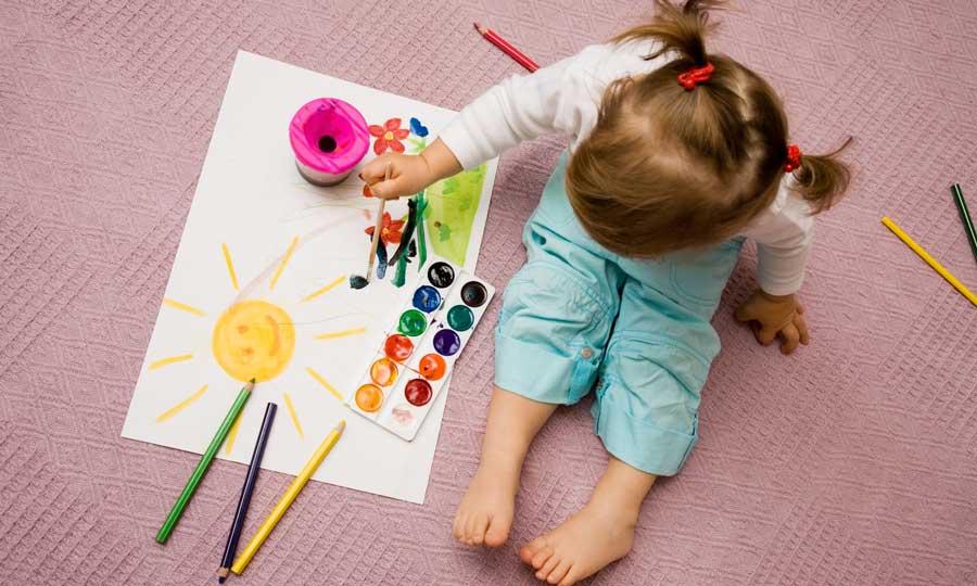 Il disegno, compagno dei nostri bimbi