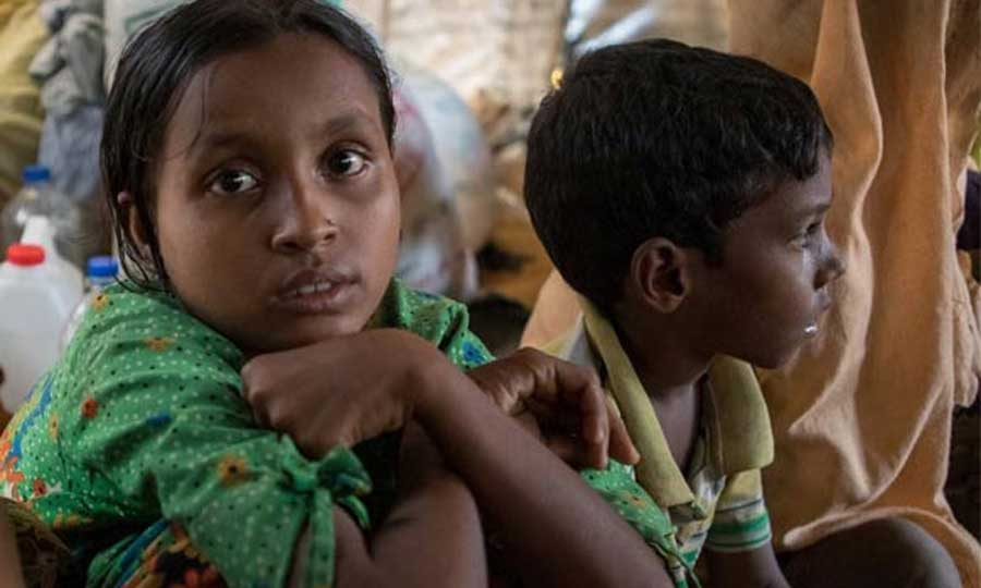 Save the Children lancia l'allarme per i bambini Rohingya
