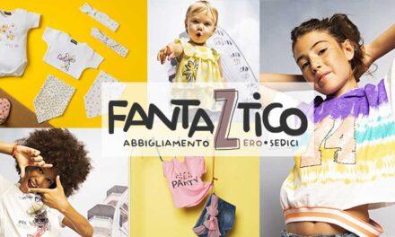 Fantaztico: Abbigliamento bambini online 0-16