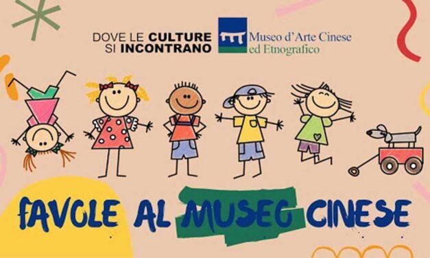 """Al via la rassegna online """"Favole al Museo Cinese"""""""