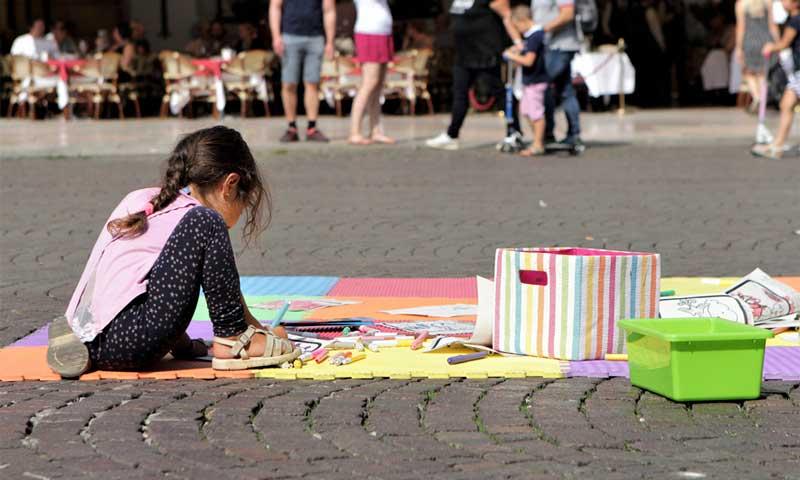 festival giochi di strada colori