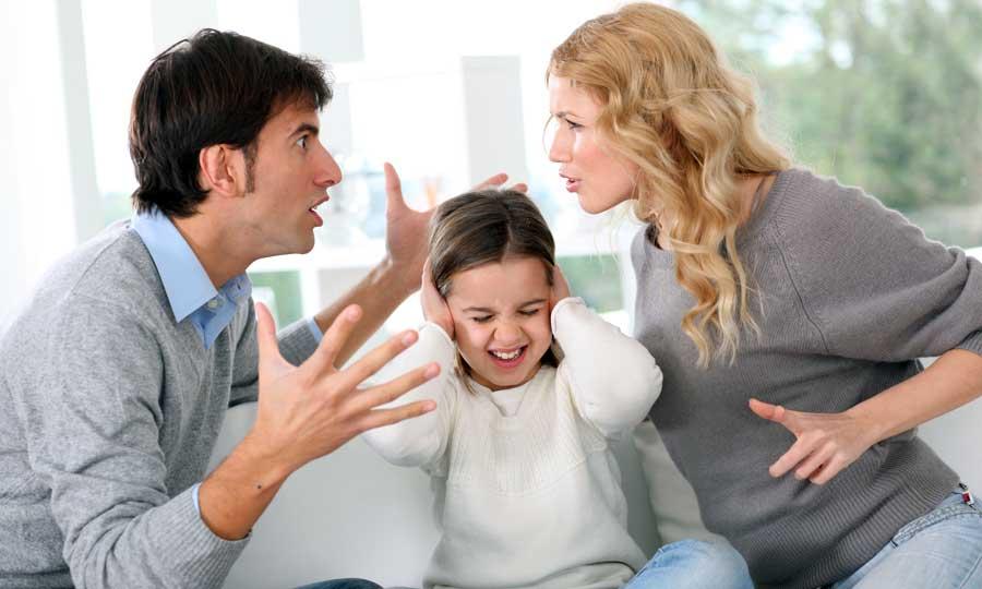 """Se la coppia """"scoppia"""" e i figli restano"""