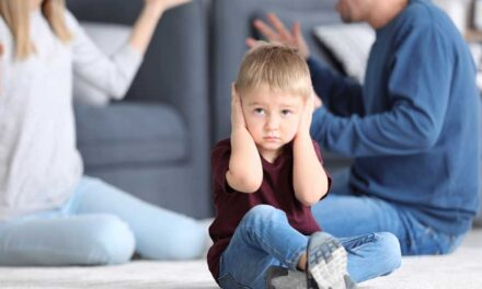 Litigi e violenza tra i genitori: quali conseguenze sui bambini?