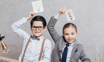 App rompicapo per piccoli geni