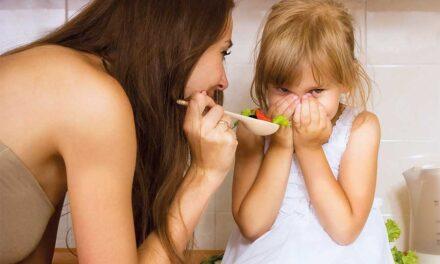 Inappetenza nei bambini: cosa fare?