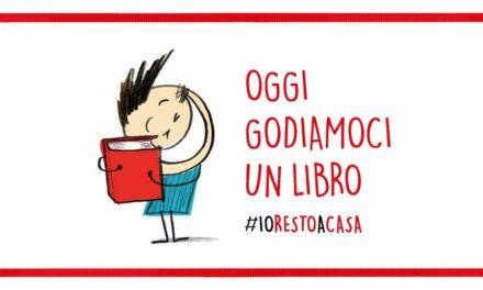 #ioleggoperché lancia la staffetta letteraria #leggiamounastoria