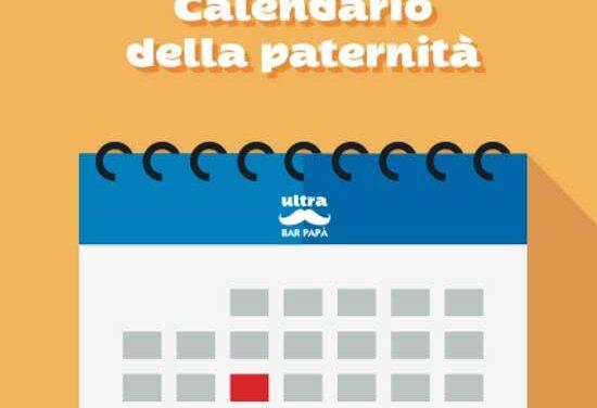 #12papà, Calendario della paternità