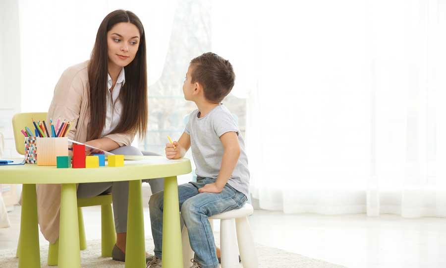 Bambini, andiamo a giocare dallo psicologo!