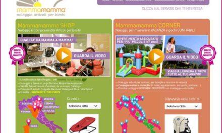 Mammamamma: noleggio articoli per bimbi