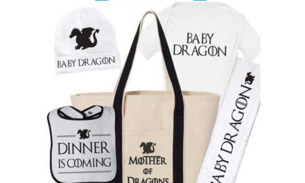 Madre sì, ma di un piccolo drago!