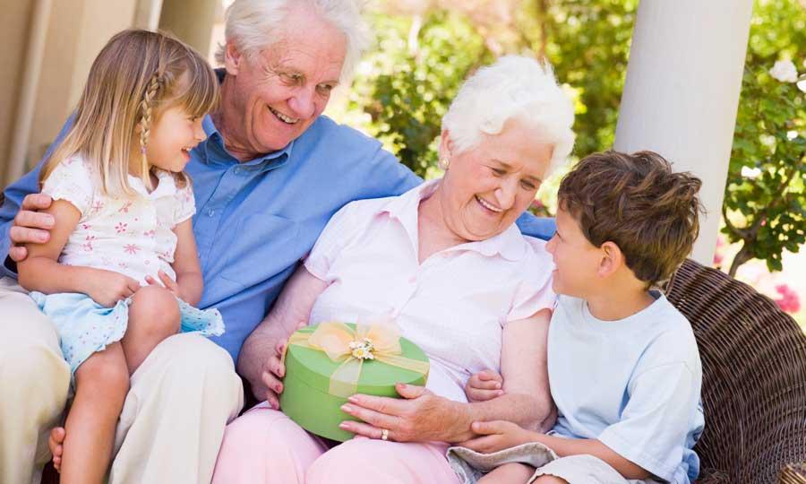 Filastrocche e poesie per i nonni