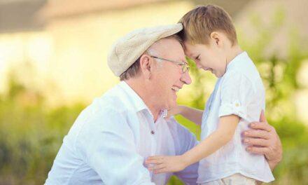 Lo lascio ai nonni: sarà viziato?