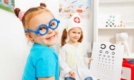 Proteggere la vista dei bambini: l'importanza delle visite oculistiche