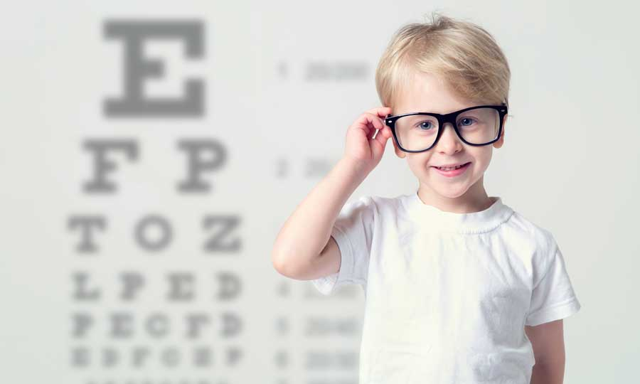 oculista occhiali